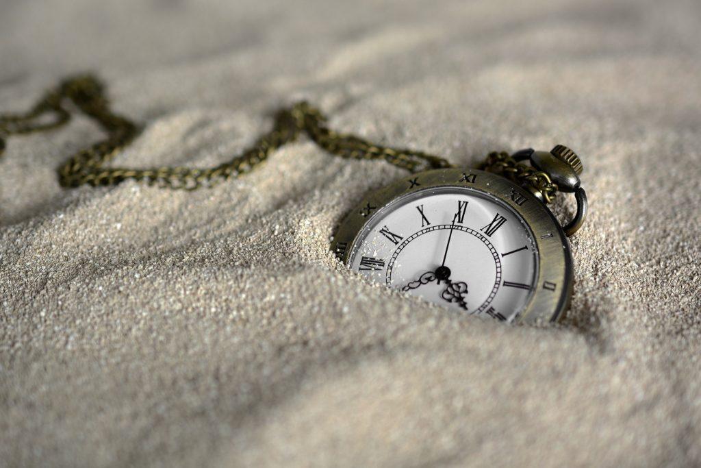 Clock (Can Overcome PTSD)